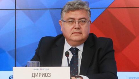 Хюссейин Дириоз: наша цель – полная отмена виз с Россией