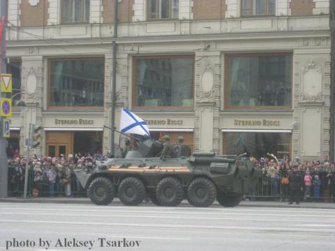 По следам Парада-2014: генезис «Тополя»