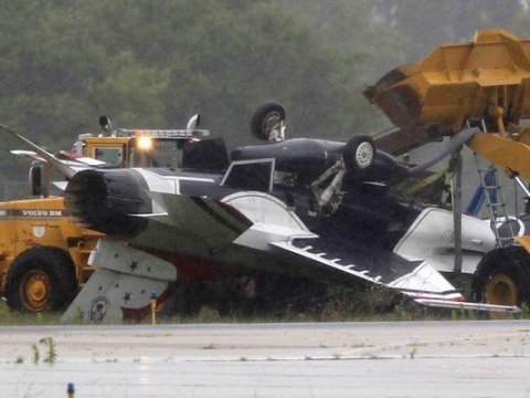 Унизительное фиаско ВВС США