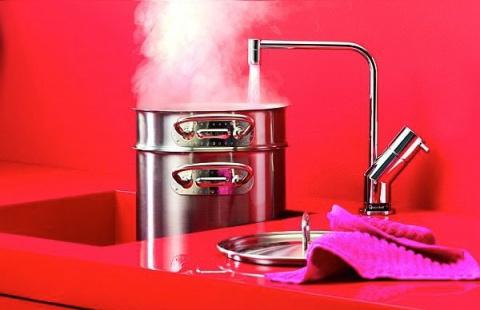 Завариваем кофе водой из-под крана