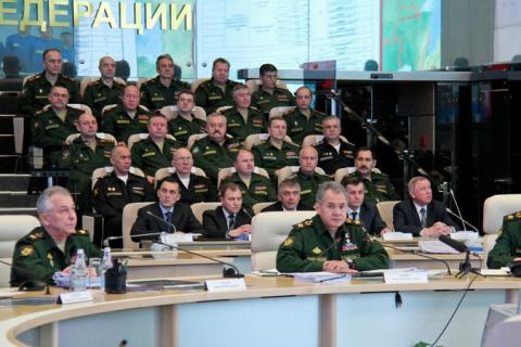 Основная задача на год от Сергея Шойгу: принять на вооружение СУ-35С