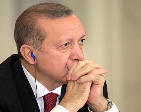Эрдоган совершил ошибку пере…