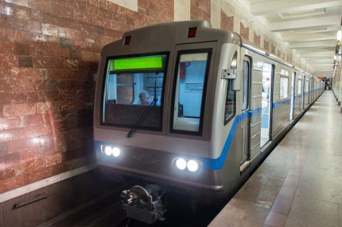 ОАО «Метровагонмаш» завершил поставку вагонов в метрополитен Нижнего Новгорода