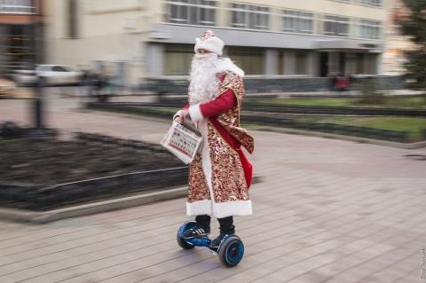 Веселый Дедушка в Ростове