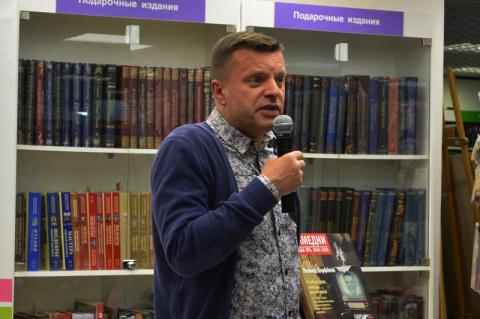 Журналист Леонид Парфенов в …
