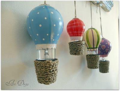 старые лампочки