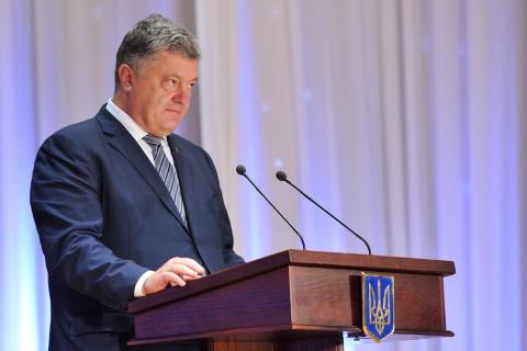 Звёздный час Порошенко — позор вместо «джавелинов»