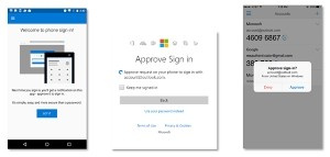 Microsoft заменяет пароли ав…