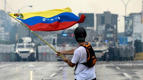 Новости мира: в Венесуэле заявили о теракте на военной базе