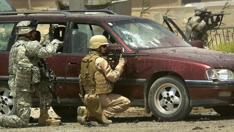 Ирак объявил о победе над ИГ и восстановлении контроля на границе с Сирией
