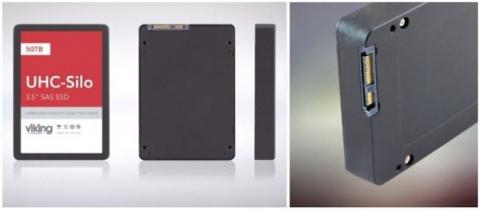 Выпущены твердотельные SSD-н…