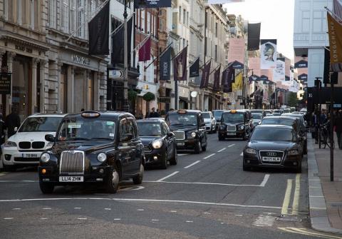Власти Лондона ввели плату з…