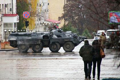 В Луганске отключили телевид…