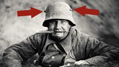Вот зачем немецкие солдаты н…