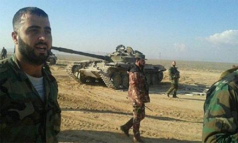 Сирийская армия близка к око…