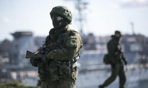 """Луганск заполонили """"вежливые люди"""" без опознавательных знаков, СМИ"""