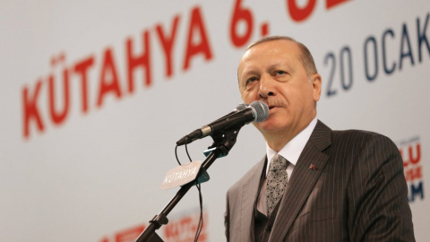 Эрдоган заявил, что ВС Турци…