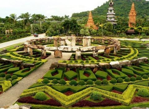 Самый красивый сад мира
