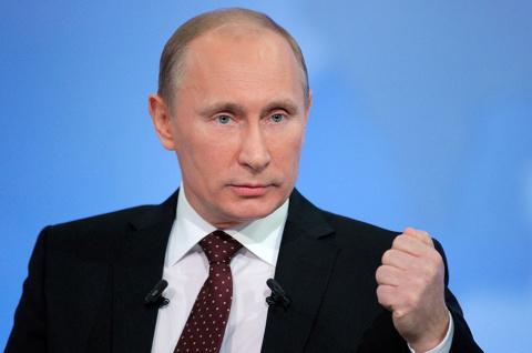 Самодержец Путин. И ничего п…