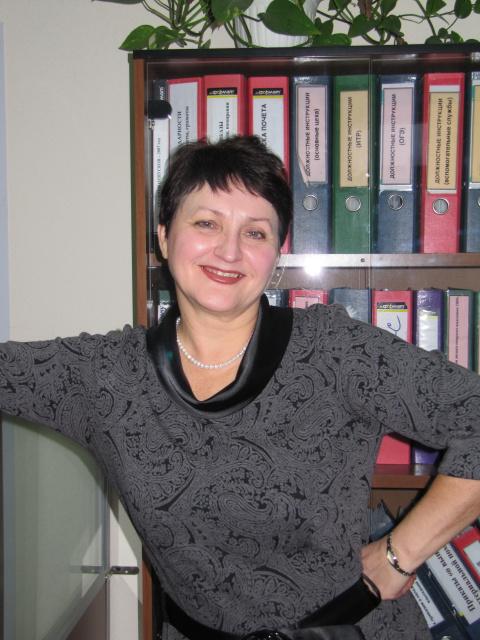 Наталия Чамкина