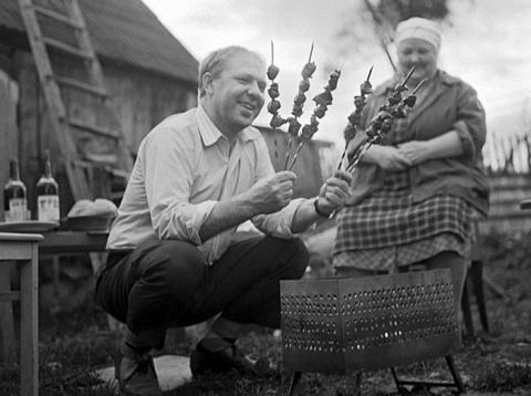 Фотографии из жизни советских знаменитостей