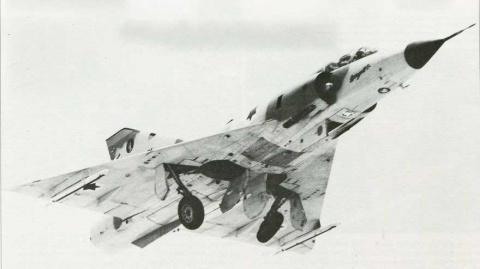 Истребители-бомбардировщики  ОКБ Сухого (Су-7 и Су-20) - главная ударная сила ВВС арабских стран в войне ''Судного дня''. Фото US Air Force