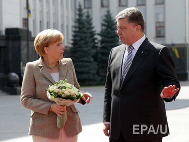 Меркель: Нельзя признавать а…