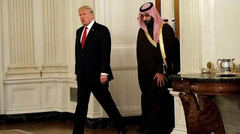 Новости мира: начались переговоры Трампа и короля Саудовской Аравии