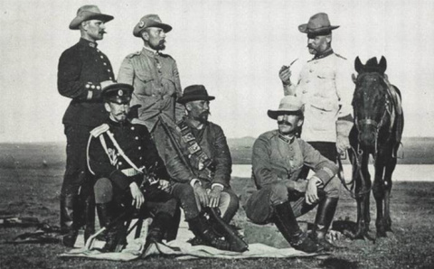 6 русских героев в Англо-бур…