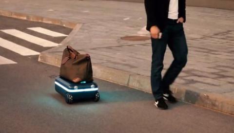 Travelmate – чемодан, которы…
