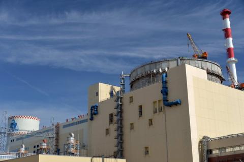 На пусковом энергоблоке №4 Ростовской АЭС завершены работы по монтажу оборудования второго контура