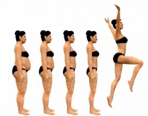 Диета для ленивых: похудеть …