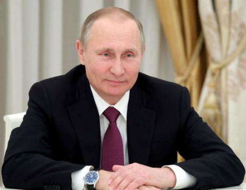 Владимир Путин рассказал, по…