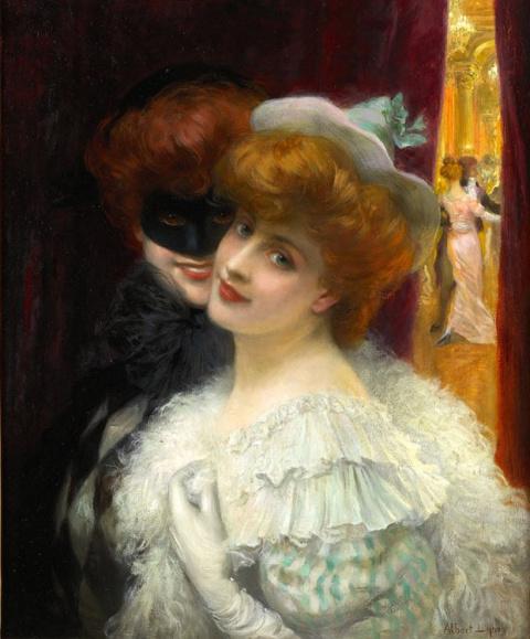 Альберт Линч — художник Прекрасной эпохи и почитатель прекрасных дам