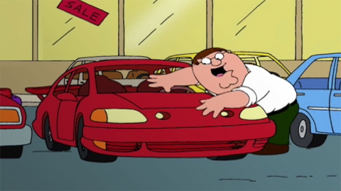 Как «пробить» автомобиль в И…