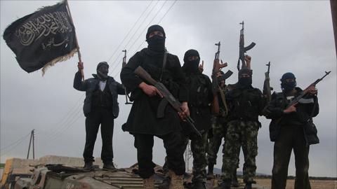 Жестокая мясорубка: ИГИЛ и «…