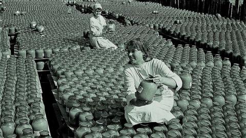 История соков в СССР