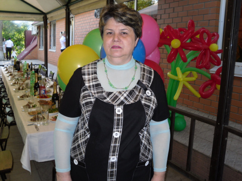 Маргарита Пашкова (Анфимова)