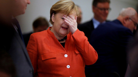CNN: уход Ангелы Меркель порадует и Путина, и Трампа, и Макрона