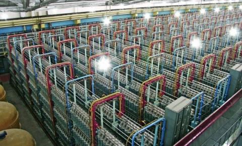 Начато производство газовых центрифуг для обогащения урана поколения 9+