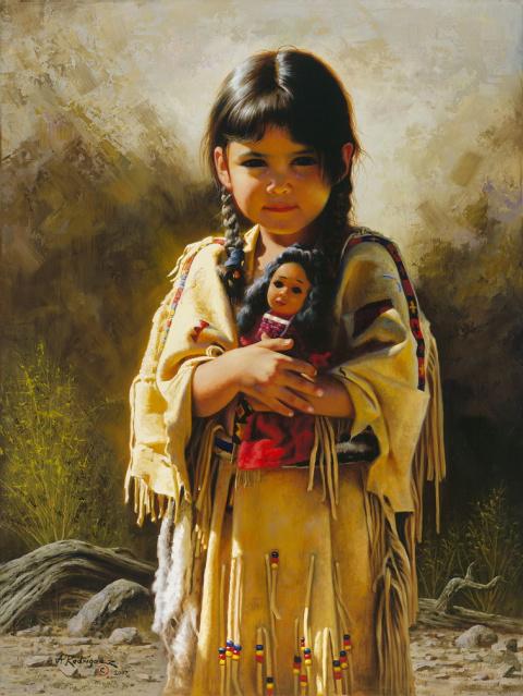 Alfredo Rodriguez Индейская тема