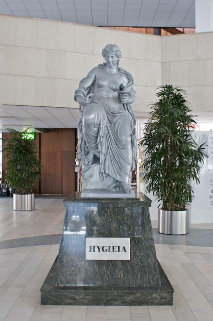 скульптура Гигиена