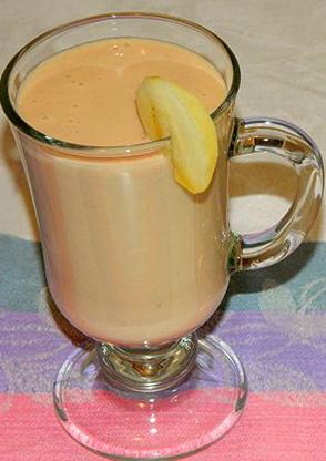 Бабушкины рецепты Яблочный коктейль -пюре