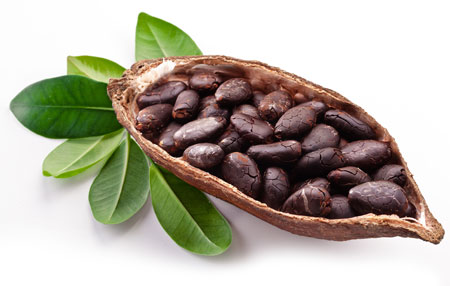 Маски из какао: еще один спо…