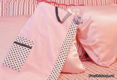 Шьем полотенце-сарафан