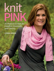 Knit Pink: 25 Patterns to Knit for Comfort, Gratitude, and Charity (вязание)