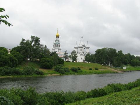 Города России... Вологда