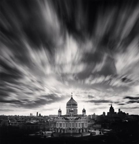 Черно-белый пейзажи Michael Kenna
