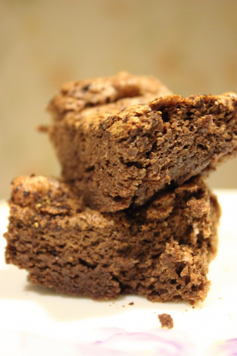 Шоколадный пирог ( без муки )