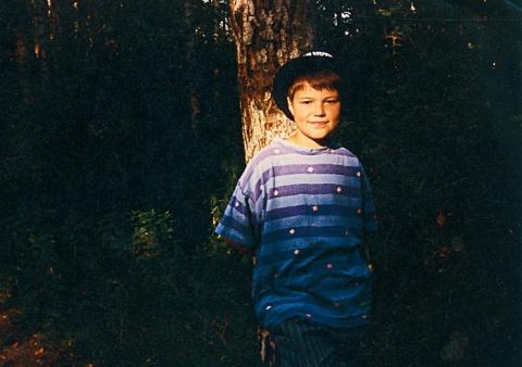 В детстве он ненавидел свое …